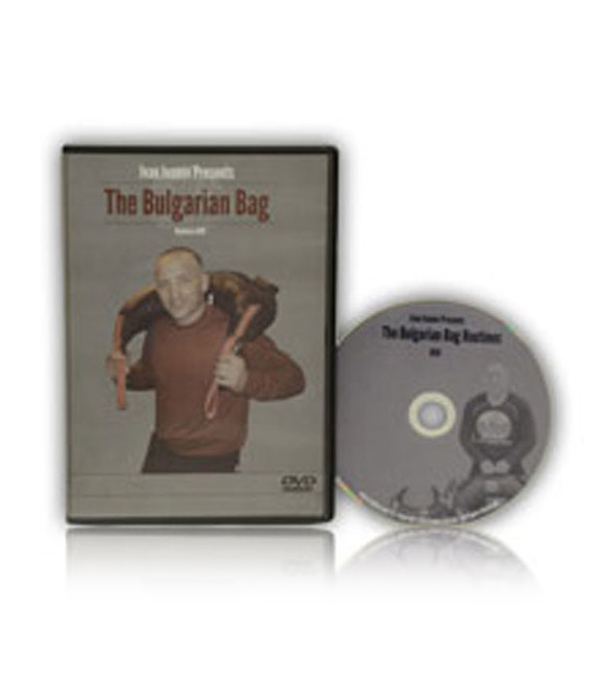 Bulgarian Bag Routines DVD Muscular Endurance